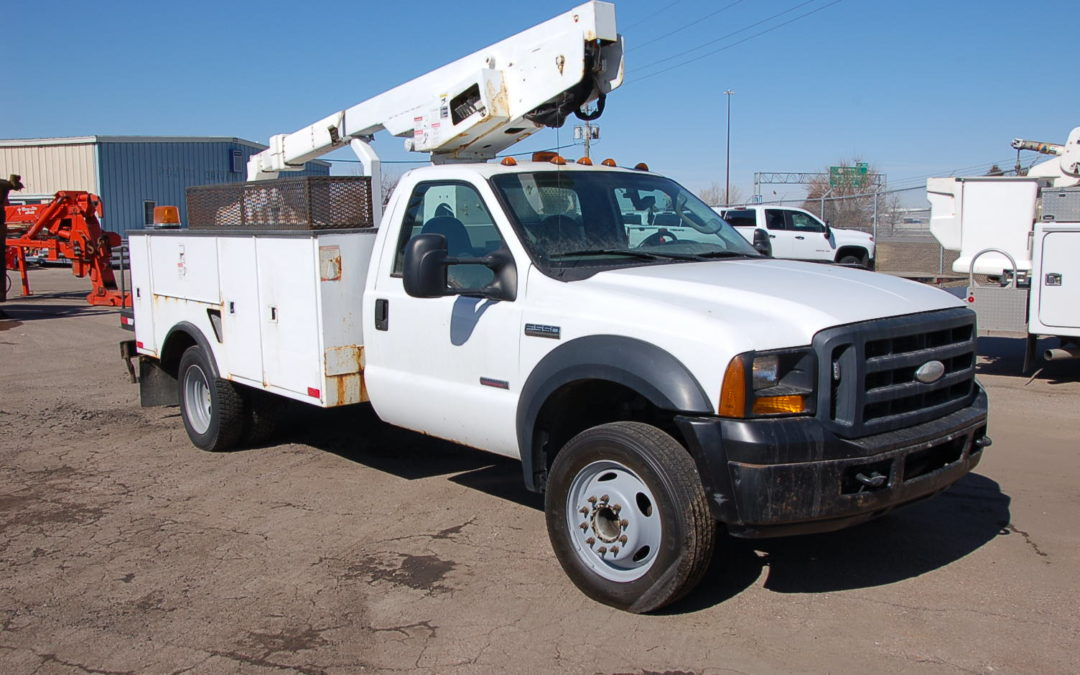 2006 Ford F550 Superduty Aerial (MPFC1266)
