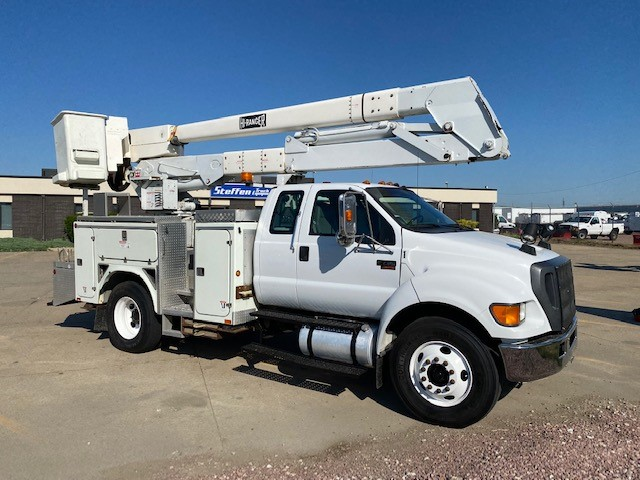 2006 Ford F750 with 51′ Material Handling Boom (MPFP1347)