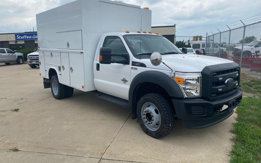 2013 Ford F550 4×4 Service / Welding / Mobile Repair Truck (MPFP1336)